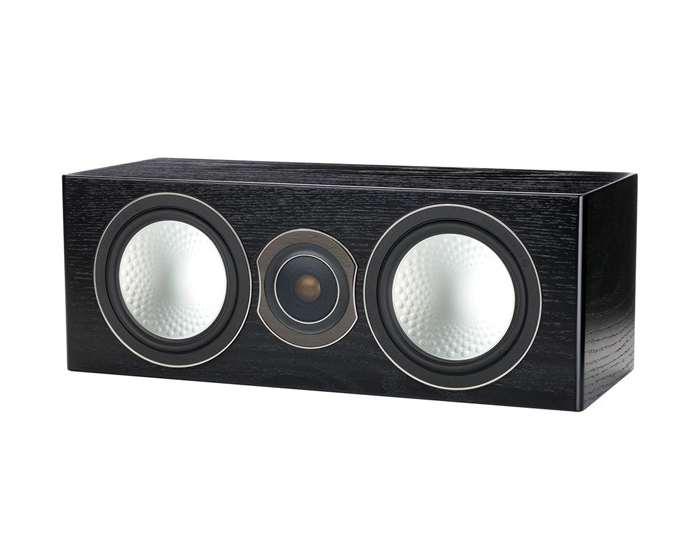 MONITOR AUDIO Silver Centre Black Oak