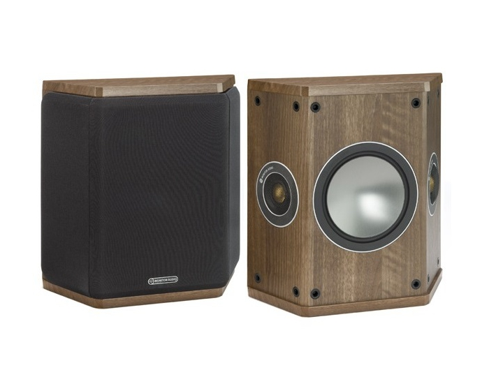 MONITOR AUDIO BRONZE FX WALNUT (пара)