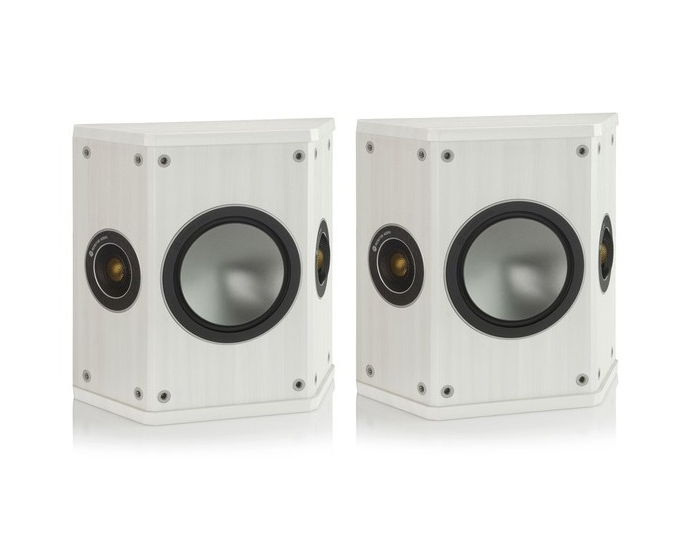 MONITOR AUDIO BRONZE FX WHITE ASH (пара)