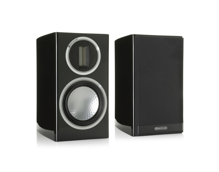 MONITOR AUDIO Gold Series 50 Piano Black (пара)