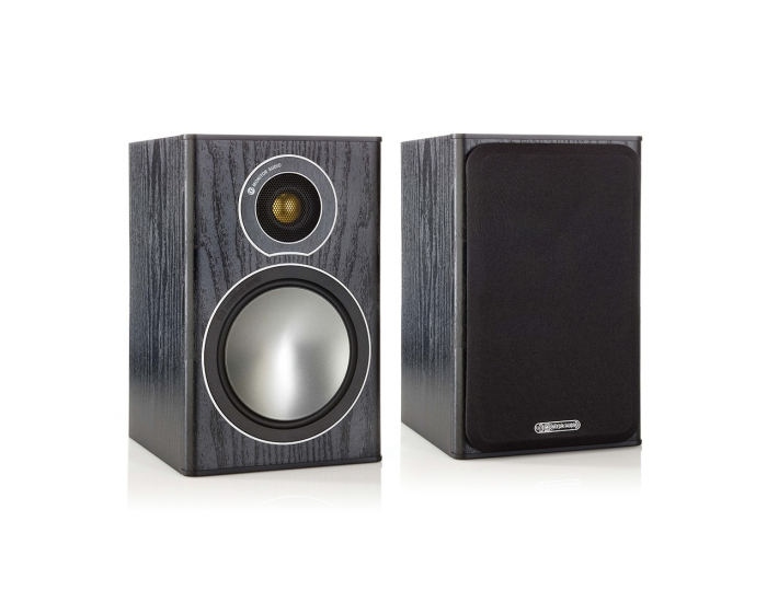MONITOR AUDIO BRONZE 1 BLACK OAK (пара)