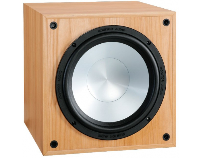 MONITOR AUDIO Silver W12 Natural Oak O