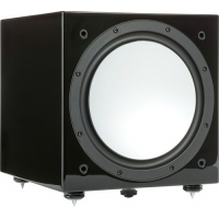 MONITOR AUDIO Silver W12 Black Gloss O