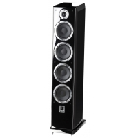 HECO Ascada 600 Tower piano black SET (пара)