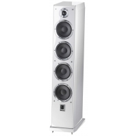 HECO Ascada 600 Tower piano white SET (пара)