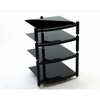 Atacama EQUINOX RS-2 Shelf Base Module Hi-Fi Black/Piano Black
