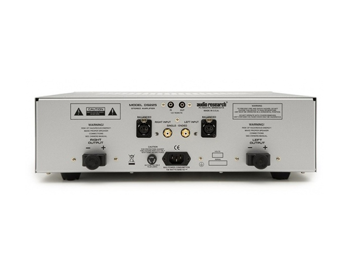 Audio Research DS 225 Silver