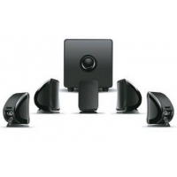Focal JMLab SIB/CO PACK 5.1 JET BLACK (комплект)
