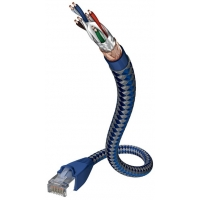 INAKUSTIK Premium CAT6 Ethernet Cable 0.5 m SF-UTP AWG 23 004803005