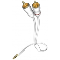 INAKUSTIK Star MP3 Audio Cable 3.5 Phone-2RCA 7.0 m 00310007