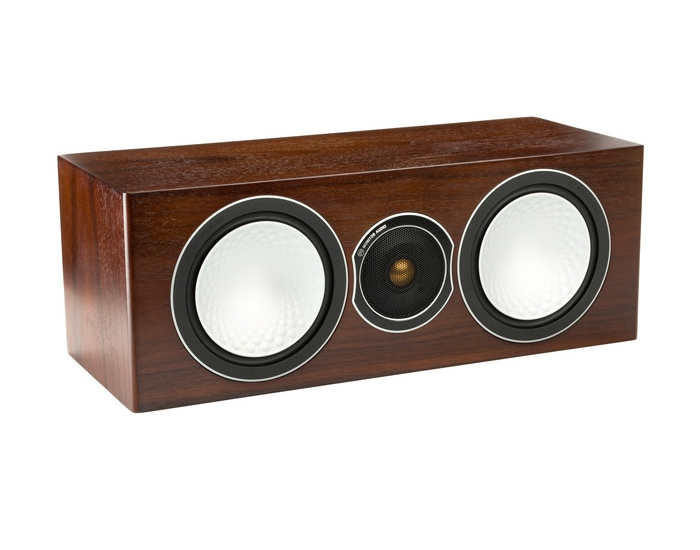 MONITOR AUDIO Silver Centre Walnut