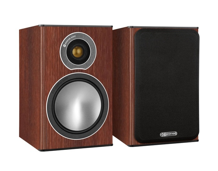 MONITOR AUDIO BRONZE 1 ROSEMAH (пара)