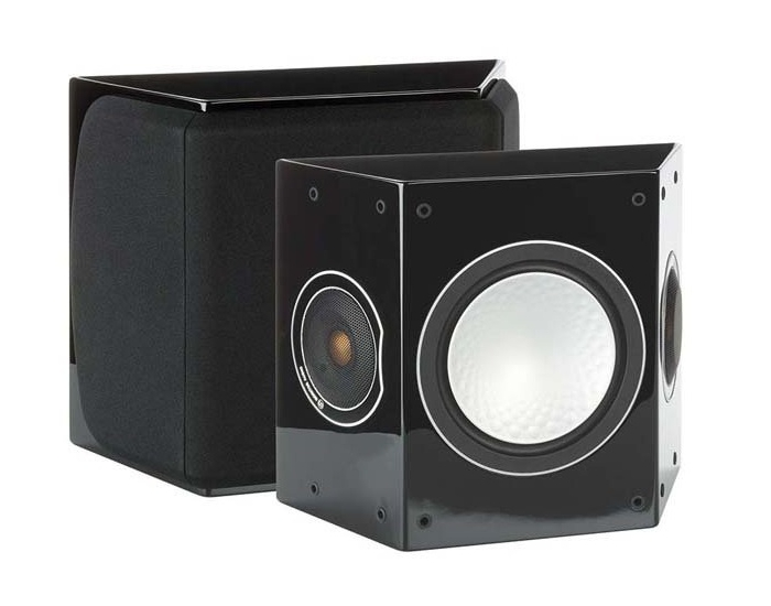 MONITOR AUDIO Silver FX Black Gloss (пара)