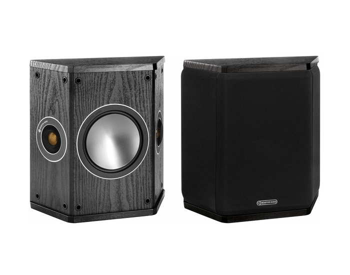MONITOR AUDIO BRONZE FX BLACK OAK (пара)