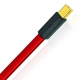 Wireworld Starlight USB 3.0 A-B Flat Cable 0.5m