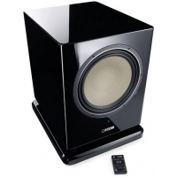 CANTON SUB Reference 50K-R, black high gloss