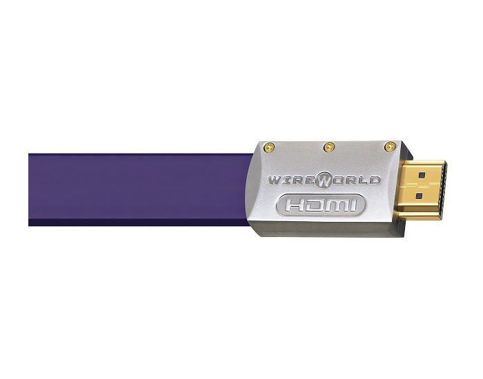 Wireworld Ultraviolet 7 HDMI 2.0 Cable 1m