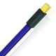 Wireworld Ultraviolet 7 USB 2.0 A-miniB Flat Cable 2m